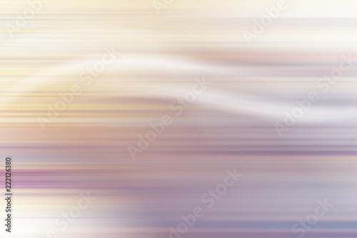Fotografiet  abstract background blurred and wave