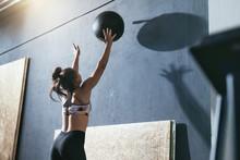 Workout. Sport Woman Training ...