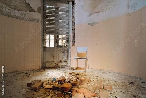 Fényképezés Prigione Psichiatria Manicomio di Voghera Urbex