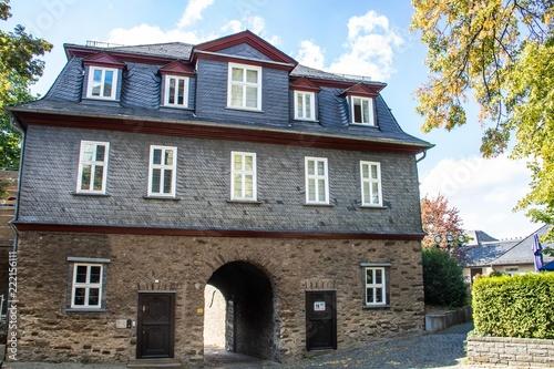 Fotografiet  Oberes Schloss Siegen