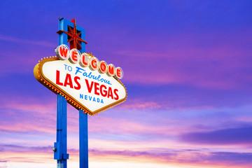 Fototapeta Welcome to Las Vegas Sign