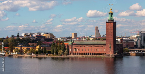 Photo  Stockholm City Hall