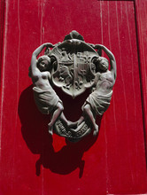 Ornate Door-knocker,Malta
