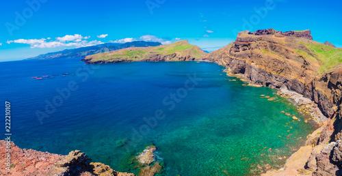 Madeira island, Ponta de Sao Laurenco - Portugal