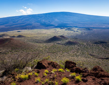 View From Mauna Kea: Mauna Loa...