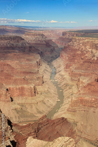 Grand Canyon Arial view