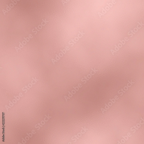 Foto auf Leinwand Roses Pink rose gold foil paper background