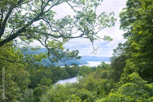 Fototapeta Upstate Scenic View