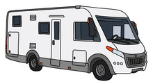 The Modern Large Motor Home