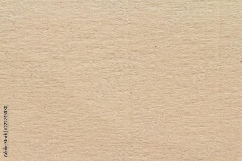 Fényképezés  Brown paper box or Corrugated cardboard sheet texture