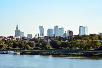 Fototapeta na wymiar City skyline
