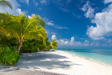 Tropical Beach Scenery In Thai...