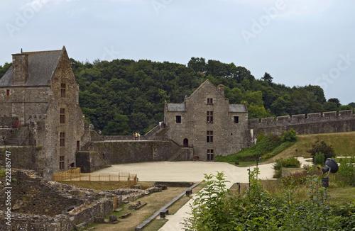 Photo Tour Raoul and Tour Surienne of Fougeres castle