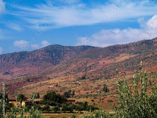 Fotografía  Mountains in Morocco