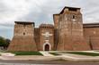 Die Burg Sismondo in Rimini, Italien