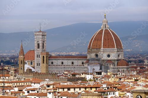 Vedute di Firenze da piazzale Michelangelo