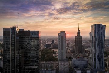Fototapeta Warszawa