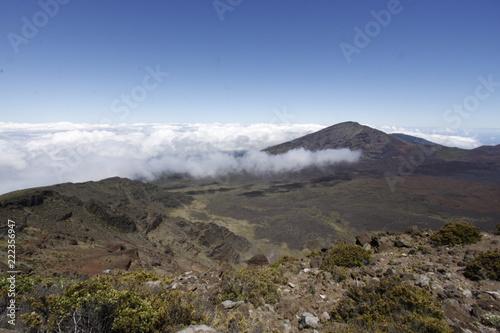 Staande foto Grijs Maui