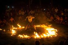 Kecak Dance And Fire Attractio...