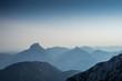 Österreich Berge Alpen Wandern Landschaft Aussicht Natur