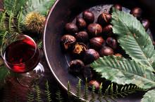 Caldarroste              Roast Chestnuts                                   Ft71098126