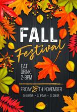 Seasonal Autumn Banner
