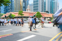 People In Singapore Business C...