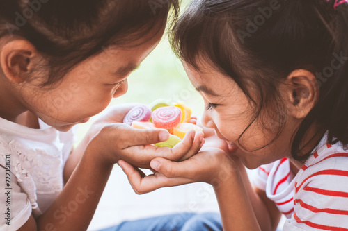 child girls