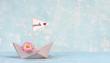 canvas print picture - Konzept zum Glücklich sein