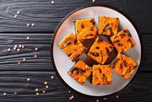 Halloween Food Dark Chocolate ...