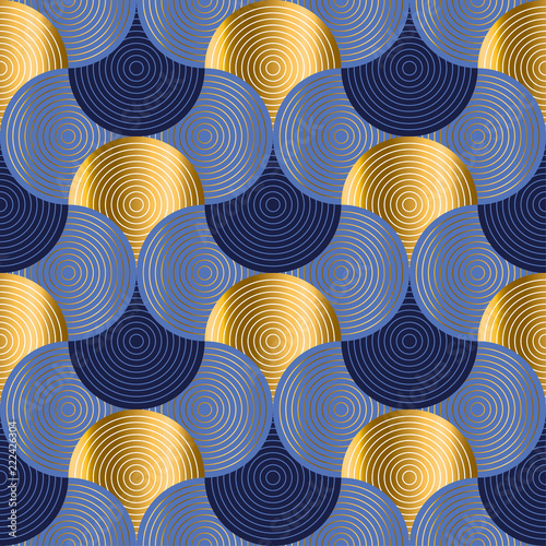 retro-vibes-luxury-water-waves-seamless-pattern
