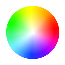 Color Wheel Guide With Saturat...