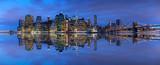 Fototapeta Nowy Jork - Manhattan Skyline, New York City