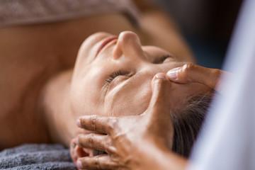 Anti-aging facial treatment