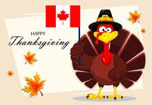 Thanksgiving Turkey. Happy Tha...