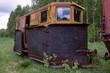Old Rusty Locomotiv