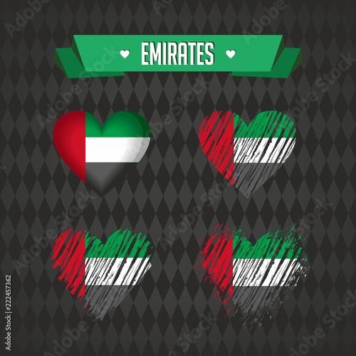 Fotografie, Obraz  United Arab Emirates