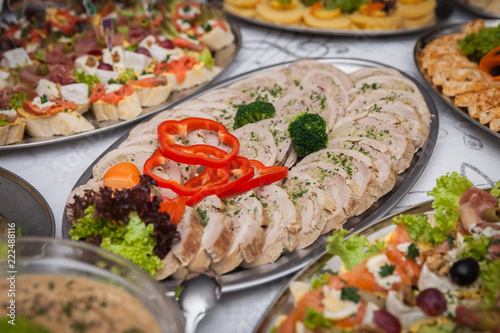 catering for corporate parties and weddings full of good food buy