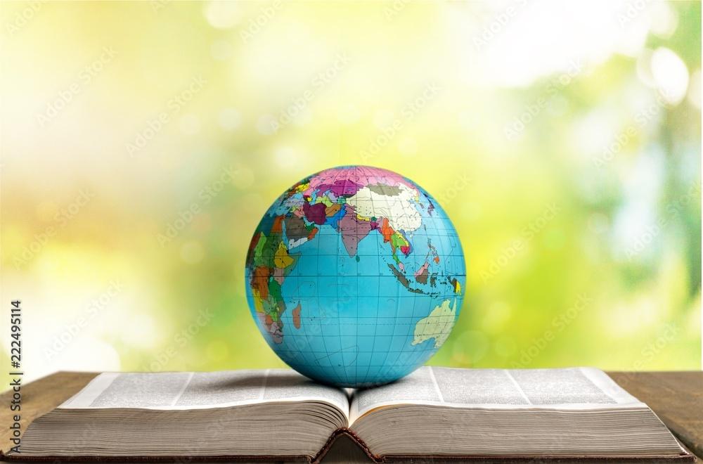 Fototapety, obrazy: Globe.