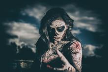 Halloween Horror Zombie