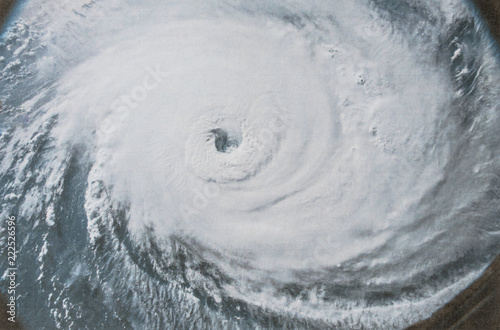 Recess Fitting Florence Stark and sobering view of Hurricane Florence. Elements of this image furnished by NASA.