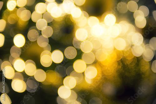 Fotografia  Bokeh blurred background