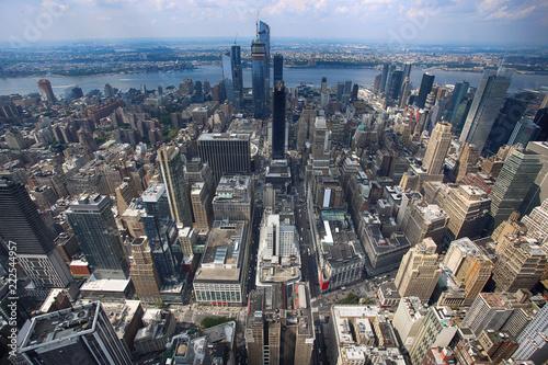 Spoed Foto op Canvas New York City New York City