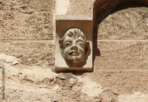Catedral de Cartagena, Murcia, España