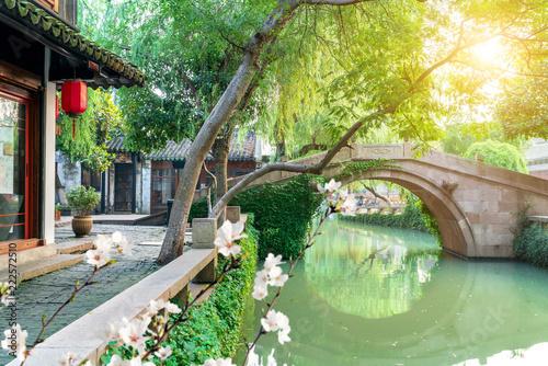 Fotografie, Obraz  Jiangsu Zhouzhuang Landscape