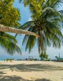 Fototapeta Krajobraz - beach and tropical sea. Koh Samui