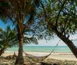 beach and tropical sea. Koh Samui