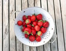 Swedish Strawberries During Su...