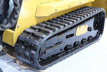 Rubber Crampons  In Tractor
