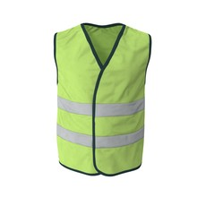Yellow High Visibility Safety Jacket. Isolated 3D Illustration On White Background